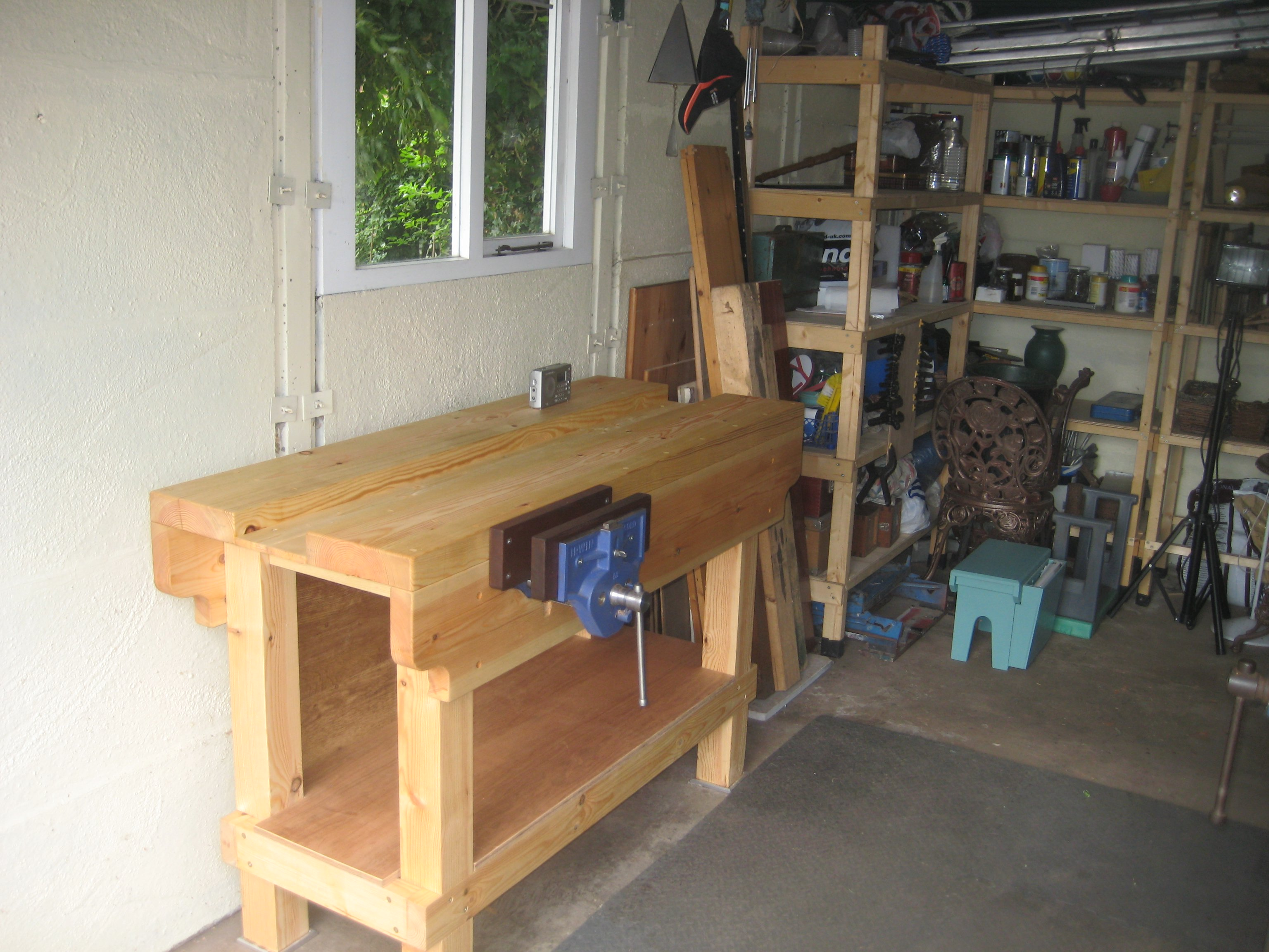 Workbench by David Gill