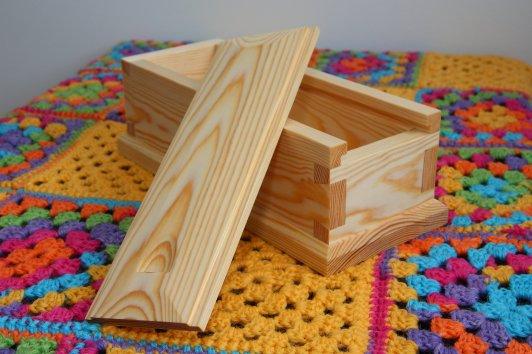 Dovetail Box by Jesper Thorson