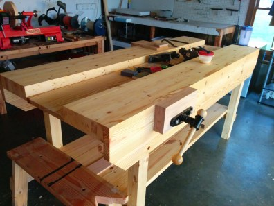 Workbench by rharkrader