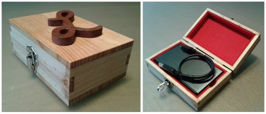 Dovetail Box by Stijn Bossuyt