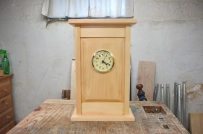 Wall clock by Ralph J Boumenot