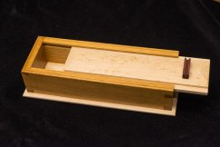 Dovetail Box by wsilvio3625