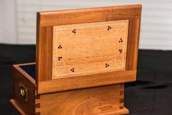 Dovetail Box by wsilvio3625