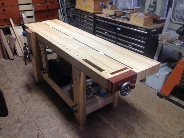 Workbench by wfkiel