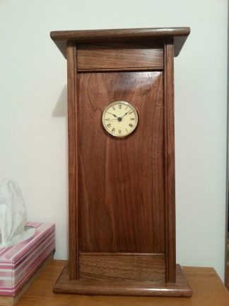Wallclock II by Keith Oxby
