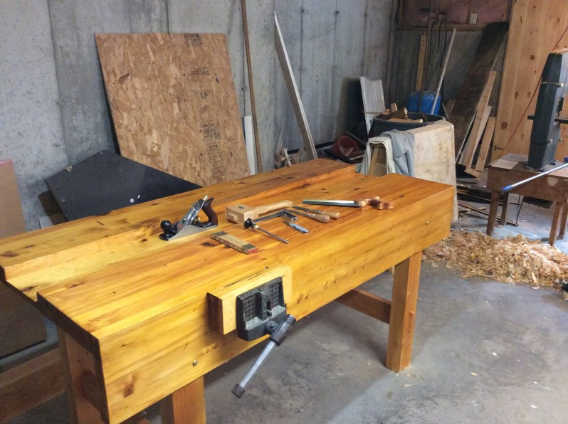 Workbench by Nick Puiia