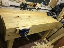 Workbench by Vic Lewis