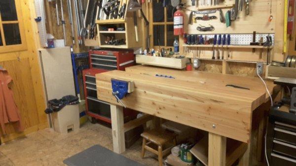 Workbench by baladd