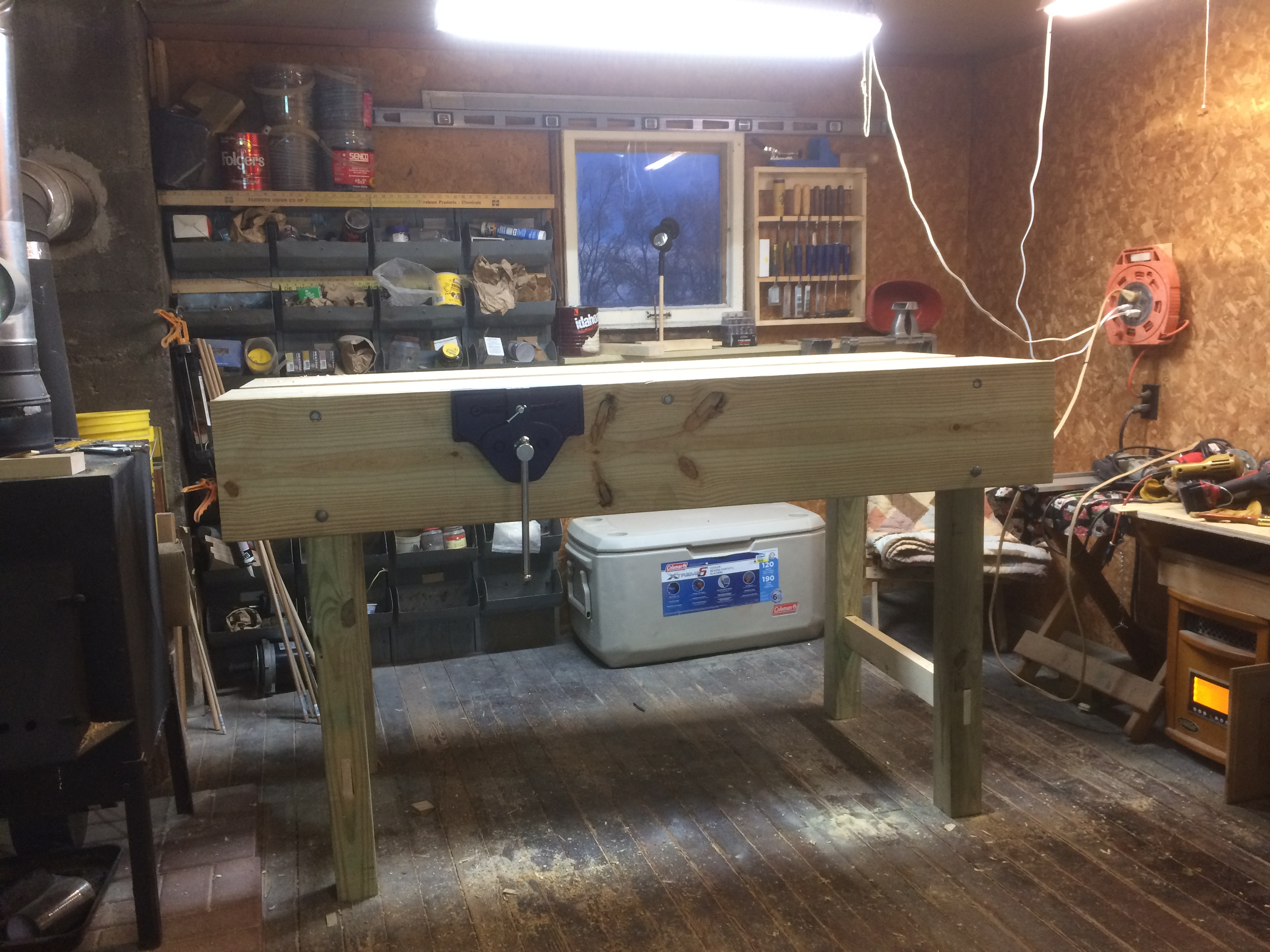Workbench by david k