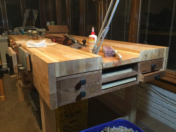 Workbench by dusty32309