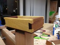 Dovetail Box by Eric Kimes
