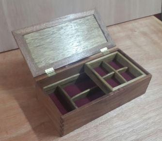 Dovetail Box by haim hen