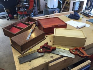 Dovetail Box by Jimmy Chrisawn