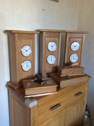 Wallclock by Idge