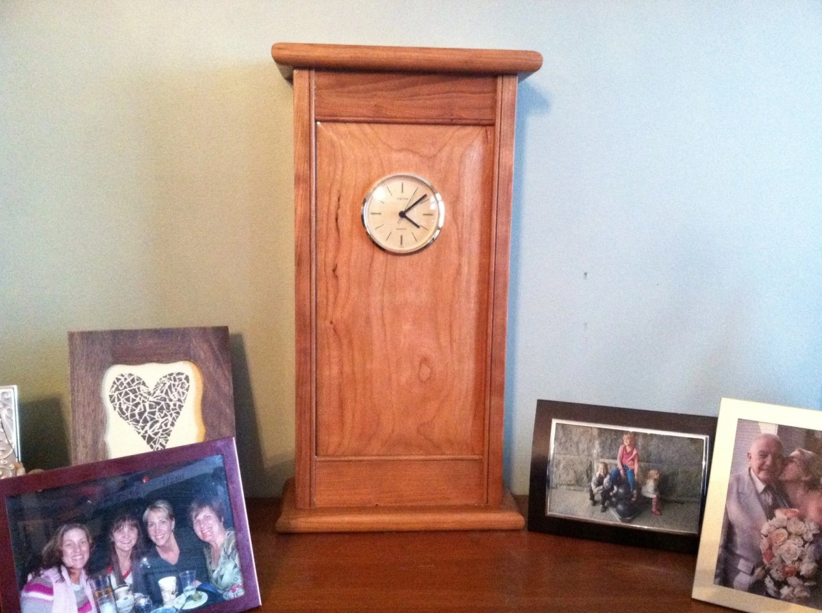 Wallclock by Mike Starks