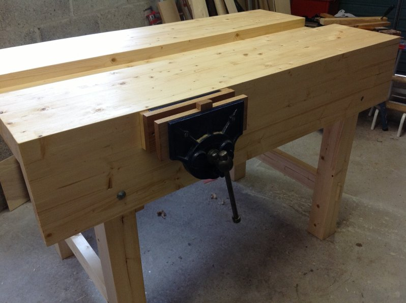 Workbench by Richard Fulcher