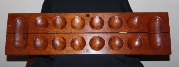 Mancala board by Rob Young