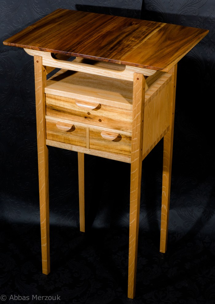 Side table by knightlylad