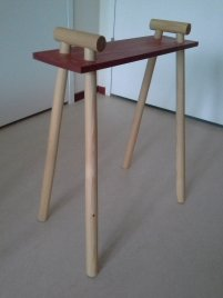 Small table by Antonia
