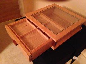Trinket/Display Box by Roy Ashmore