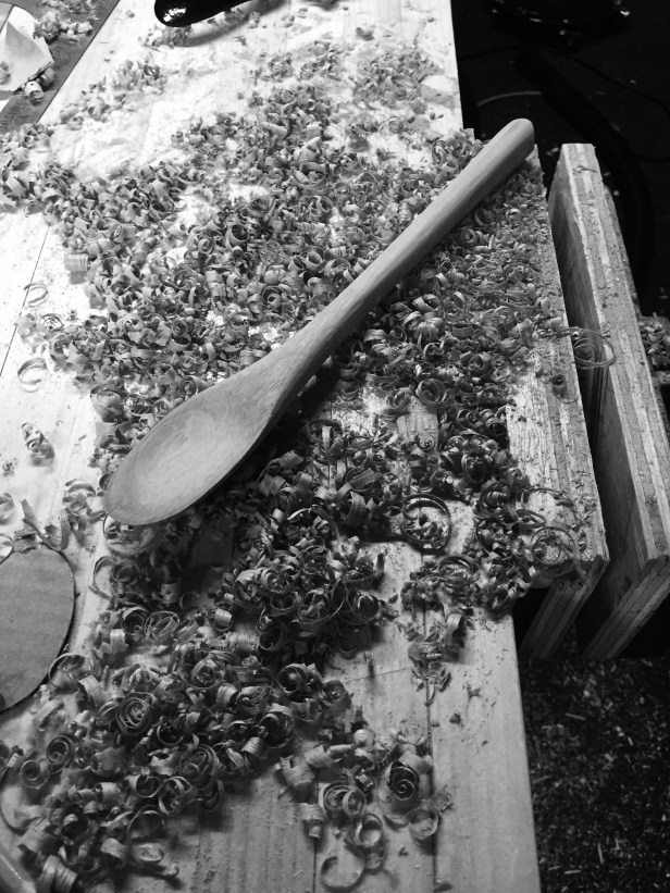 Simple spoon by J. Kobaly