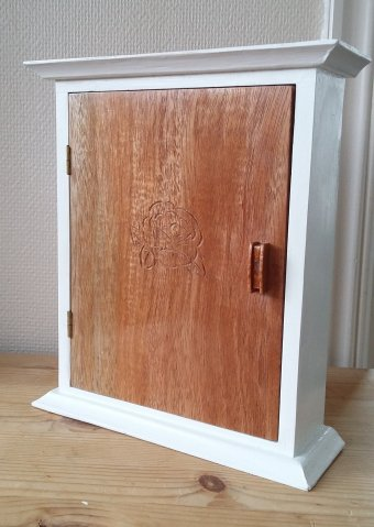 Key Cupboard by Andreas Gustafsson