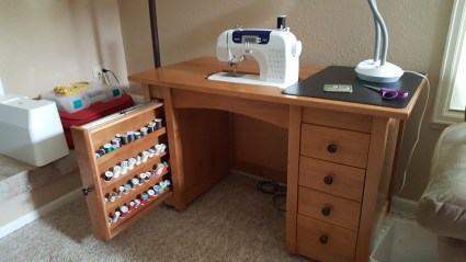 Sewing Table by bpick