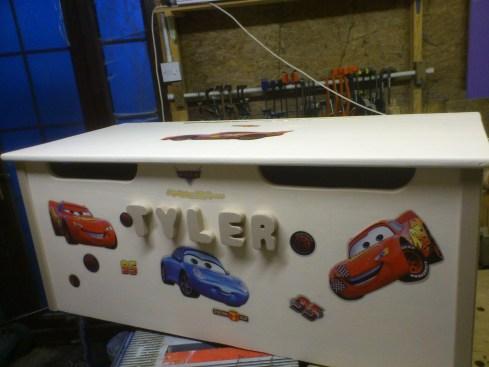 Toy Box by Eddy Flynn
