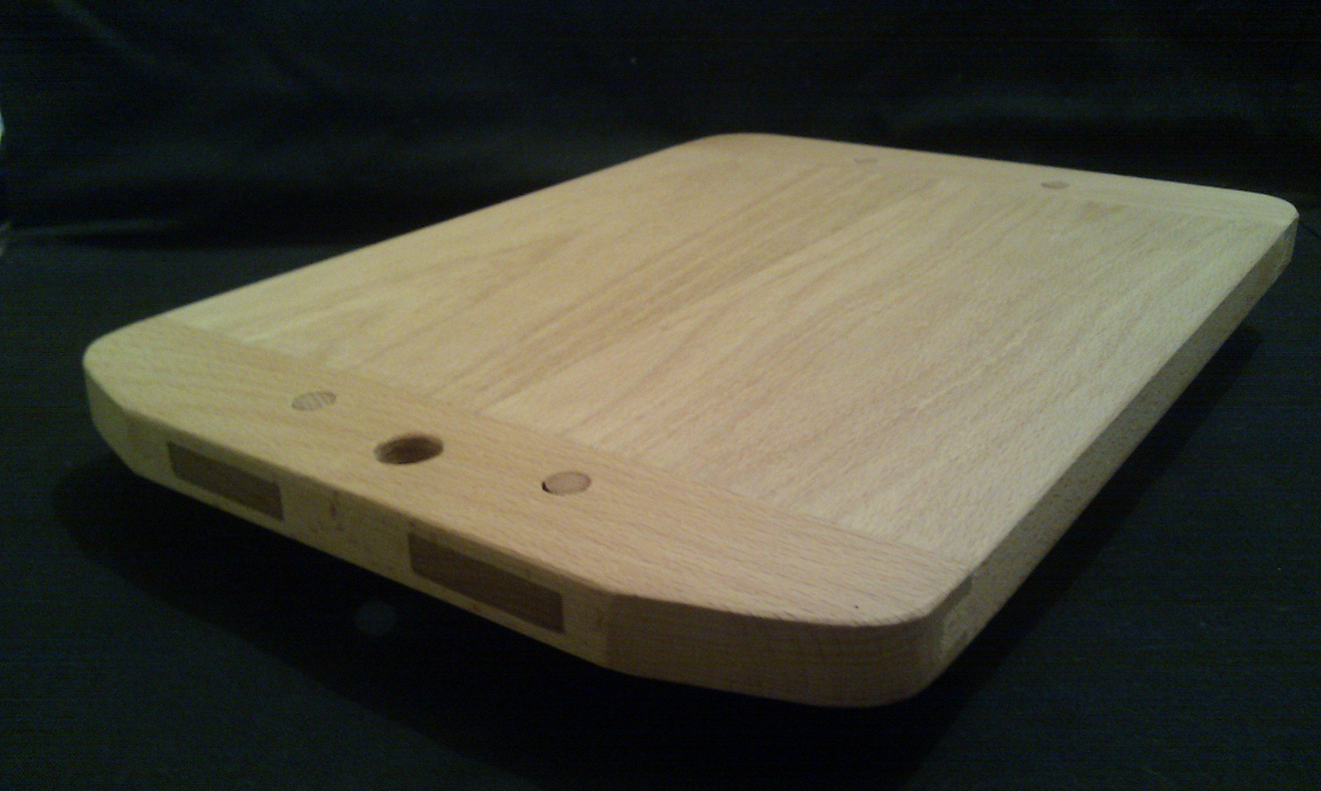 Breadboard-end Cutting Board by Arthur De Meyer