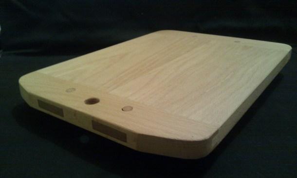 Breadboard-end Cutting Board by Arthur De Meyer