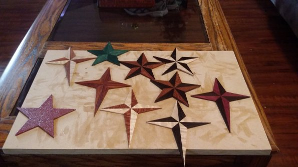 Christmas Star by Danny Allen