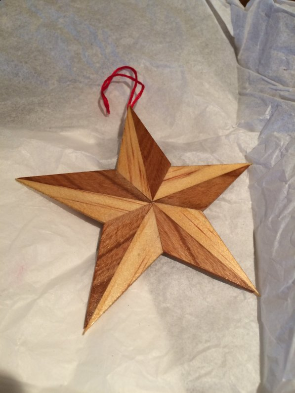 Christmas Star by tbarton