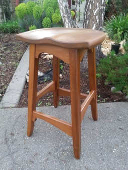 Bench Stool by peterb