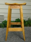 Bench Stool by Spencer Gaskins