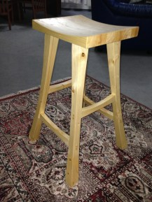Bench Stool by Ronen Levi