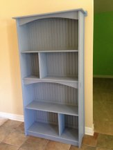 Book shelves by Chris