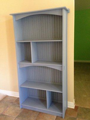 Book shelves by Chris