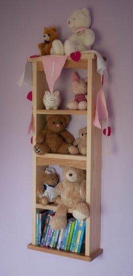 Bookshelves by James Savage