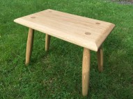 Footstool by Peter