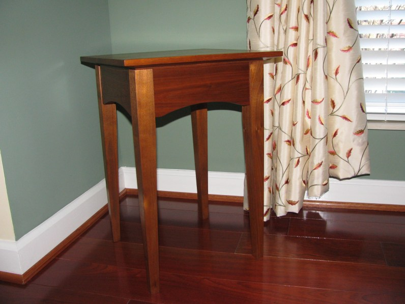 Occasional Table by Tom Benim