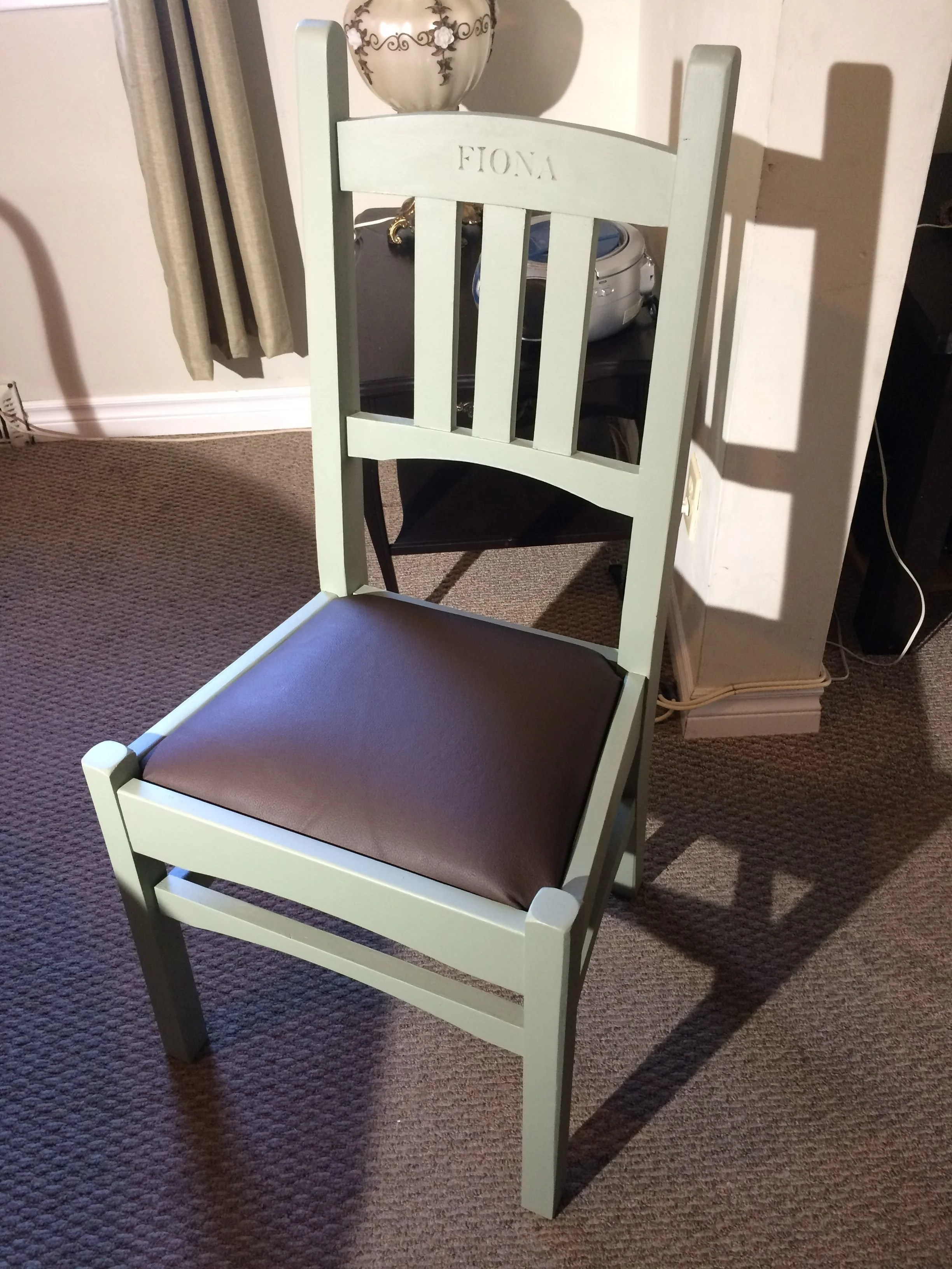 Dining Chair by Enzo Pellini