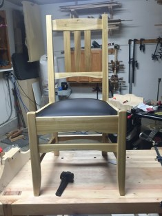 Dining chair by nduitch