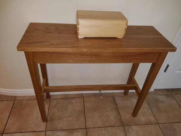 Sofa Table by Clifford