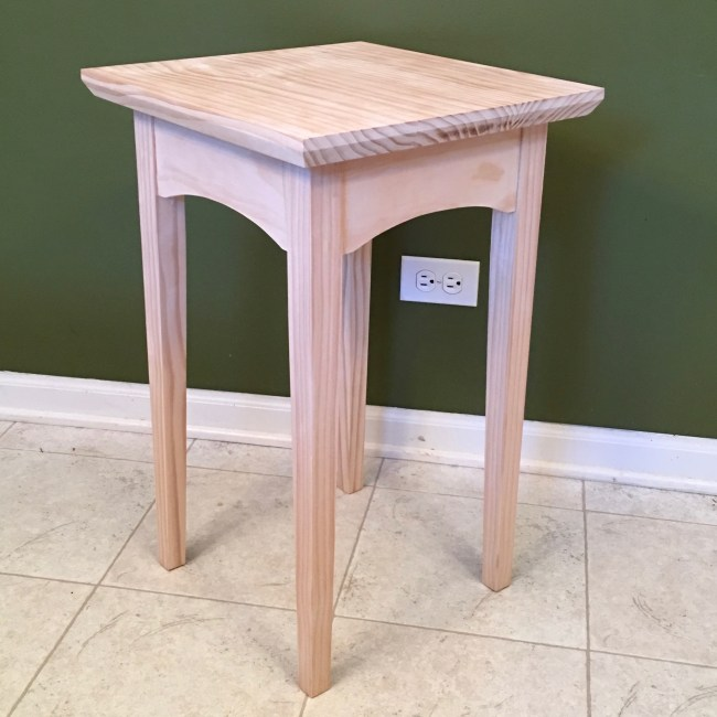 'How to' Table by MeMyself&I