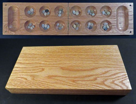 Mancala Board by mercified