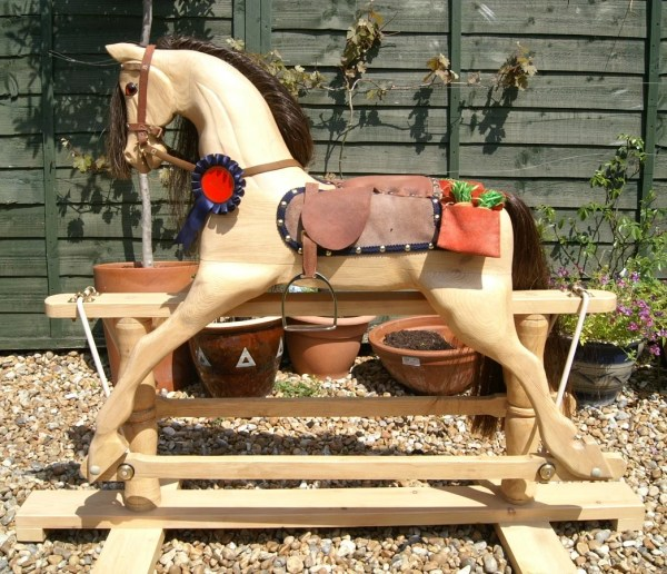 Rocking Horse by John Carruthers