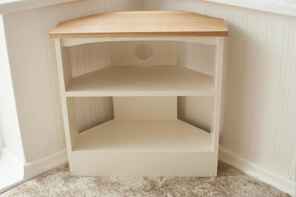 TV Corner Cabinet by btyreman