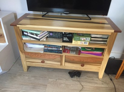 TV Stand by deanbecker
