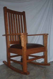 Rocking Chair by Peter Ridder