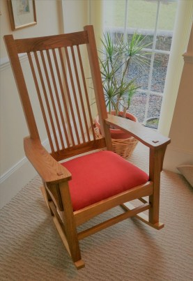Rocking Chair by barrysutton